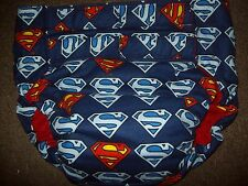 Dependeco All In One flannel adult baby diaper S/M/L/XL ( superman)