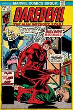 Marvel Comics Daredevil The Man Without Fear! Poster 61x91.5cm
