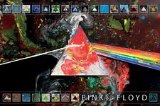 Pink Floyd 40th Anniversary Poster 91.5x61cm