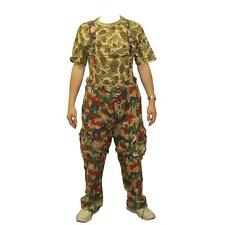 Swiss army dungarees combat trousers alpenflage cargo military camo camouflage