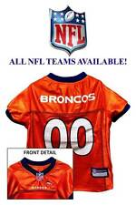 NFL Dog Jersey * ALL TEAMS AVAILABLE * Football Team Pet Puppy Sports Fan Shirt