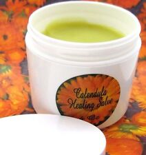 Calendula Healing Salve (Diaper Rash,Baby,Wound and Scar Healing) Multiple Sizes