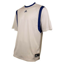Mens Adidas Clima Cool Climacool Running Jersey Tee Training Basketball Top