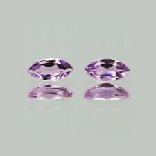 7x3.5mm Lot 2,20pcs Marquise Cut Violet AA Natural Earth-Mined BRAZIL AMETHYST