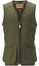 SCHOFFEL STAMFORD SHOOTING VEST GAME CLAY GORE TEX HUNTER GREEN