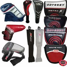 Callaway Golf Club Headcovers-Many Options (driver, hybrid, putter)