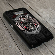 Brian Deegan Skull MX Back Cover Case For Samsung Galaxy Smart Phone