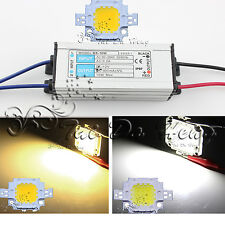 10W--100W Waterproof High Power LED Driver Supply / LED SMD Chip Bulb