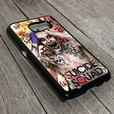 Suicide Squad Movie Back Cover Case For Samsung Galaxy Smart Phone