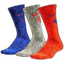 Nike 3 Pack Graphic Cushioned Crew Socks - Boys' Primary Sch. Training Accessor