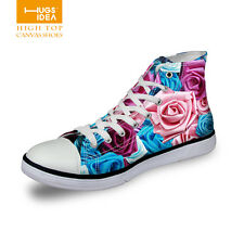 Best Fashion Womens Girls Casual Canvas Comfort Athletic Sneakers Walking Shoes