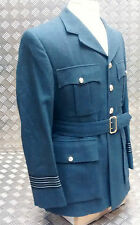 Genuine Vintage British RAF No1 Royal Air Force Officers Dress Jacket Pilot W/O