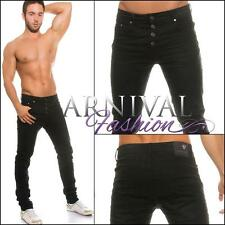 NEW BLACK PANTS FOR MEN CASUAL WEAR MENS CLOTHING MEN'S DESIGNER FASHIONS MAN