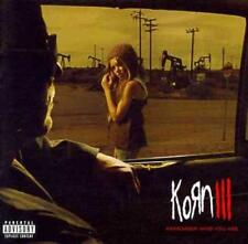 KORN - KORN III: REMEMBER WHO YOU ARE [PA] USED - VERY GOOD CD