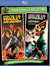 GODZILLA VS. MOTHRA/GODZILLA VS. KING [USED BLU-RAY]