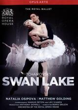 SWAN LAKE (THE ROYAL BALLET) [USED DVD]