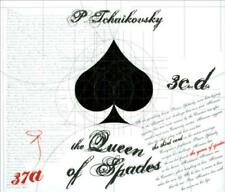 P. TCHAIKOVSKY: THE QUEEN OF SPADES [USED CD]