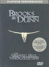 BROOKS AND DUNN - THE GREATEST HITS VIDEO COLLECTION USED - VERY GOOD DVD
