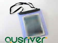 Swimming Waterproof Diving Dry Pouch Bag Case Cover for IPad2 3