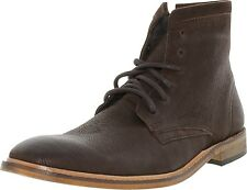 Kenneth Cole Men's Im-Prove Urself Ankle-High Canvas Boot