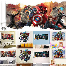 1Pcs Window Removable 3D Wall Sticker Room Home DIY Art PVC Decal Decor Mural