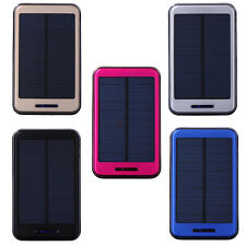 30000mAh Dual USB Solar Power Bank Charger External Battery Pack for Cell Phone