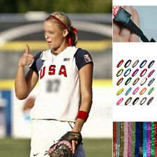 Fashion Glittery Headbands Sports Dance Softball Volleyball Basketball Yoga X 1