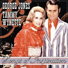 Songs of Inspiration - Jones,George / Wynette,Tammy New & Sealed CD-JEWEL CASE F