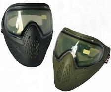 Tactical Safety Mask CS Airsoft Mesh Goggle Full Face Protection Paintball Games