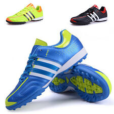 New Kids Boy Turf TF Soccer Shoes Soccer Cleats Indoor Football Trainers Shoes