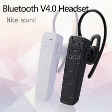 Fashion Bluetooth 4.0 Wireless Headset Earphone MIC Multi-points Connection N9MB