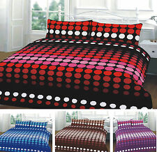 Modern Design Poly Cotton Fancy Bedding Duvet/Quilt Covers With Pillow Cases