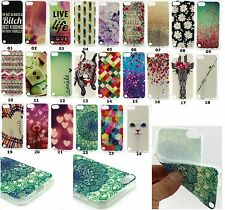 Soft Rubber Silicone TPU Gel Case Cover for Apple iPod Touch 5th 6th Generation