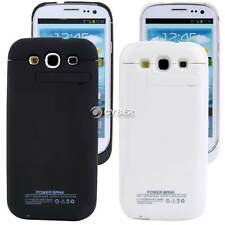 External Backup Battery 3200mAh Rechargable Power Case For Samsung Galaxy