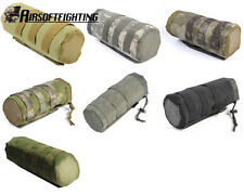 1000D Molle Camo Water Bottle Pouch Bag Holder Carrier with Mesh for Hiking CS A