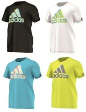 adidas Men's Essentials Summer Logo Tee / T-Shirt