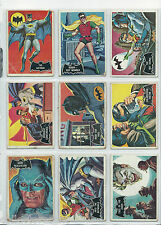 1966 Topps Batman Black Bat - Trading Card Set (55) - TCG - SEE SCANS RARE #2