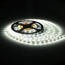 LED Flexible Strip Light 5M 300 SMD 3528 Lamp DC 12V White Lot