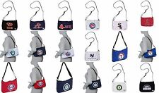 MLB Jersey Tote Bag Purse Major League Baseball Adjustable Strap Pick Your Team