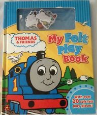 Thomas and Friends - My Felt Play Book by Egmont UK Board book, imagination kids