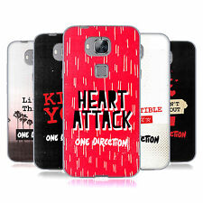 OFFICIAL ONE DIRECTION TAKE ME HOME SOFT GEL CASE FOR HUAWEI PHONES 2
