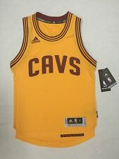 "Adidas Cleveland Cavaliers Swingman official NBA Youth +2"" Jersey New"