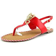 Unlisted Kenneth Cole Lobster Stand Women  Open Toe Leather  Sandals NWOB