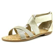 Kenneth Cole Reaction Mate Date Women  Open Toe Canvas  Gladiator Sandal NWOB