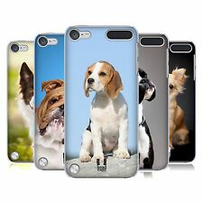 HEAD CASE DESIGNS POPULAR DOG BREEDS HARD BACK CASE FOR APPLE iPOD TOUCH 5G 6G
