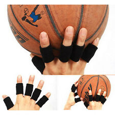 Basketball Outdoor Sports Comfort Protective Gear Fingers Stall Sleeve Cap Acc