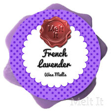 FRENCH LAVENDER highly scented soy wax tarts melts for oil burner 25g tarts