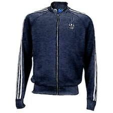 adidas Originals Superstar Track Top - Men's Casual Clothing (Legend Ink/White)