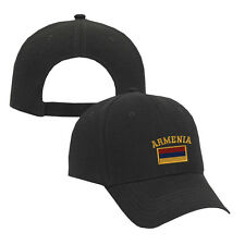 ARMENIA FLAG Embroidery Embroidered Adjustable Hat Cap