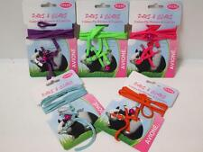 Guinea pig adjustable nylon collar & lead set with bell